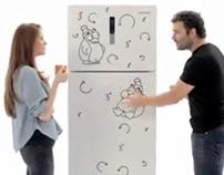 Samsung Smart Freezer / Erdil&Begüm Yaşaroğlu