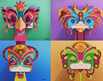 Máscaras (masks)