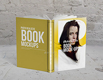 Book / 10 Mockup / Photo Realistic