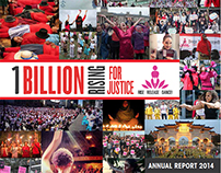 V-Day 2014 Annual Report