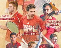 2015 Men's Tennis Banner