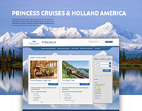Princess Cruises & Holland America Alaska Jobs Website