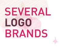 Several Logo Brands