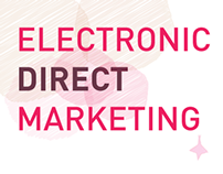 Several Electronic Direct Marketing Mailers