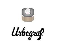 Urbegraf app