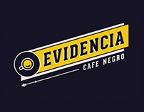 Sistema de identidad - café temático.