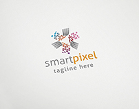 Smart Pixel - Logo Template