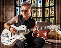 Billy Duffy Signature