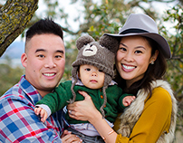 Holiday Photos: The Yu Family