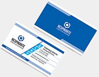 Corporate Business Card - RA77