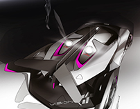 DS Vision Gran Turismo Luciel Concept