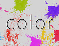 Color New year 2015