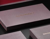 Corporate & Brand Identity - Max Chocolatier, Schweiz