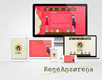 La Chulada - Web Design
