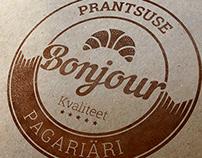 Branding for bakery