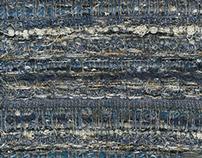 Boro: Dobby Fabric Exploration