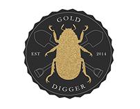 Gold Digger - Logo