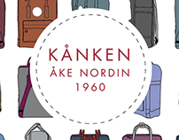 Kånken Backpack Poster