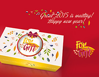 PACKAGING OF END YEAR 2014