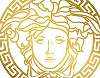 Versace Logo Rebrand