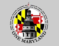 One Maryland Logo