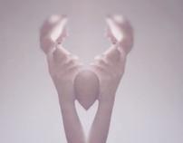 Falso estudio de las manos en movimiento II