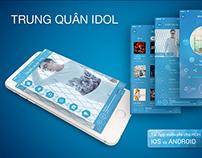 App Mobile Music IDOL