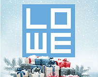 LOWE Riyadh Christmas Greeting
