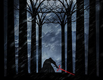 Star Wars 7 Fan Poster