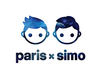 Paris and Simo - Branding
