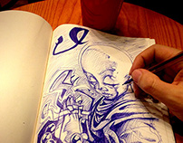 Coffee & Sketches 2014 winter