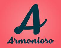 Armonioso Typeface