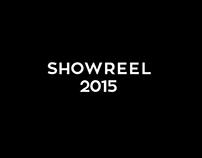 Motion Graphics Design Showreel - 2015