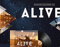 ALIVE // Biscotterie Dec 2014