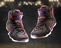 "#WhatTheLevitation - Nike Lebron 12 ""Instinct"""