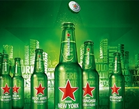 HEINEKEN Cities of the World Campaign