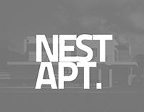 NEST APT. - 3D VISUALIZATION