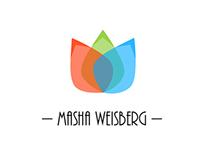 Логотип для Маші Вейсберг