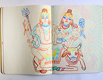 sketchbook pages | Winter '14