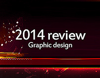 2014 review - graphic design