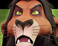 Scar, Disney's The Lion King