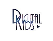 Лого для відеографів Digital Kids