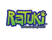 Ratuki Card Game brand and packaging