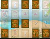 Legends - Memory Game