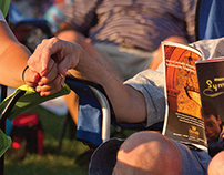 Symphony on the Prairie: Ad Contract