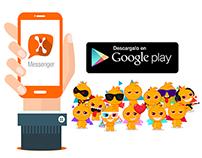 axeso Messenger App