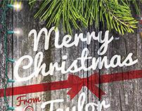 Taylor Auto Christmas Eve
