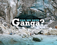 Motiongraphic: Can We Save Ganga?