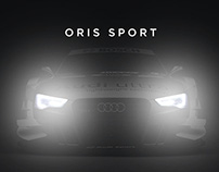 Oris Sport Website Concept