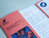 Brochure Foro Nacional por Colombia
